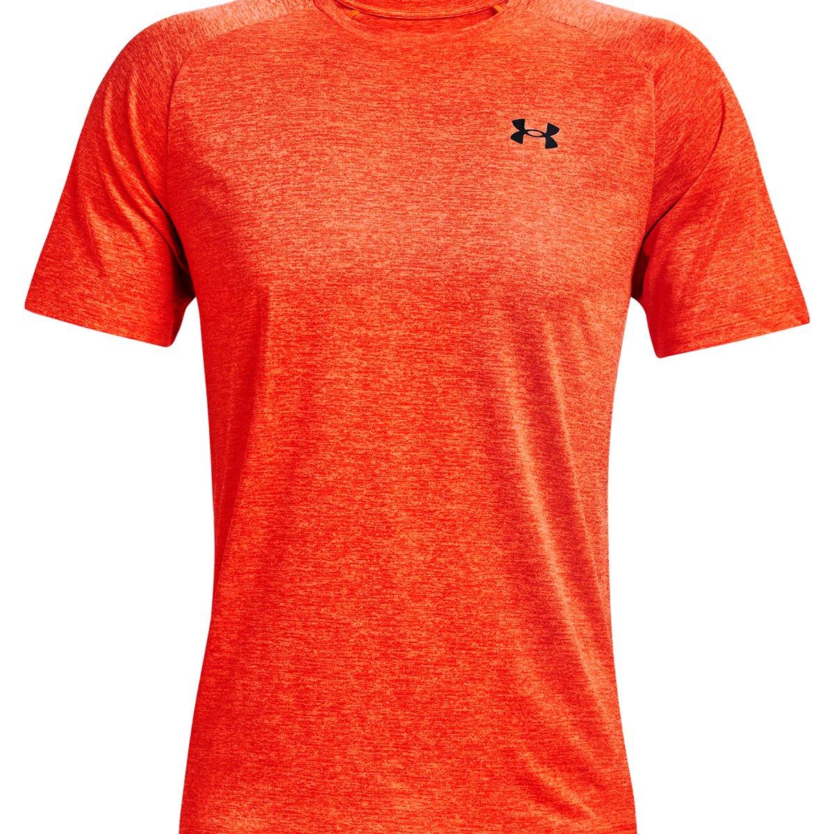 Køb Under Armour Tech 2.0 T-shirt Herre, orange