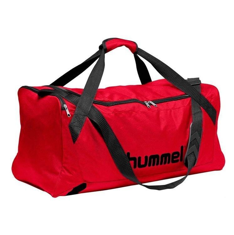 Hummel Core Sportstaske, rød - Medium thumbnail
