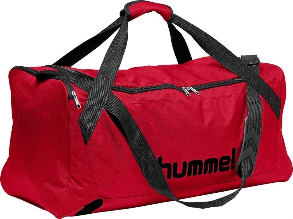 Hummel Core Sportstaske, rød - Large thumbnail
