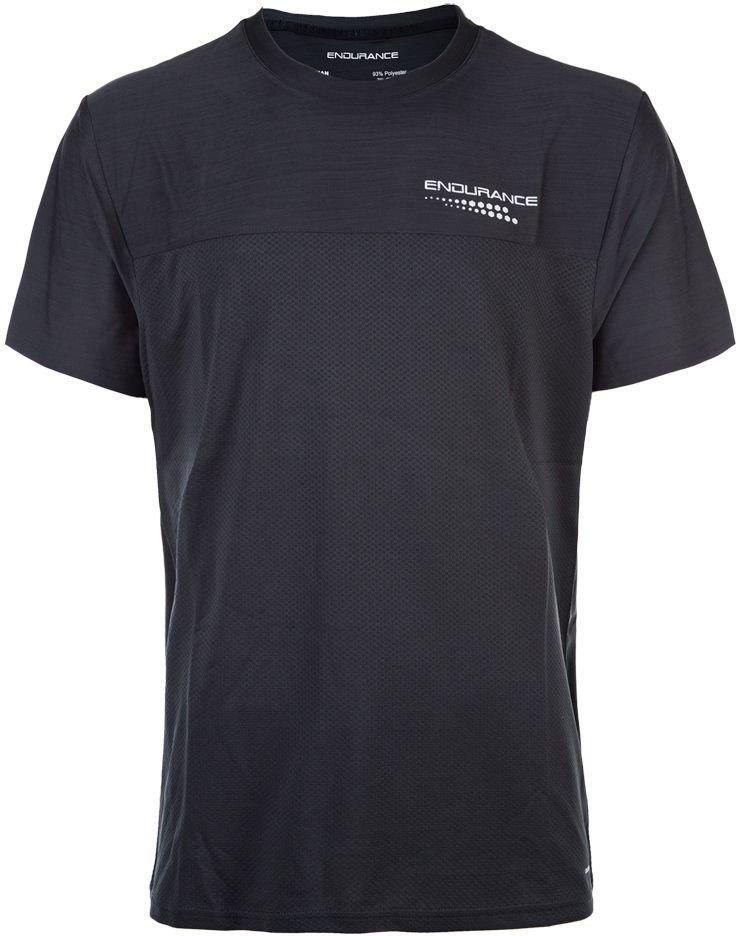 Endurance Aiek Melange T-shirt Herre thumbnail