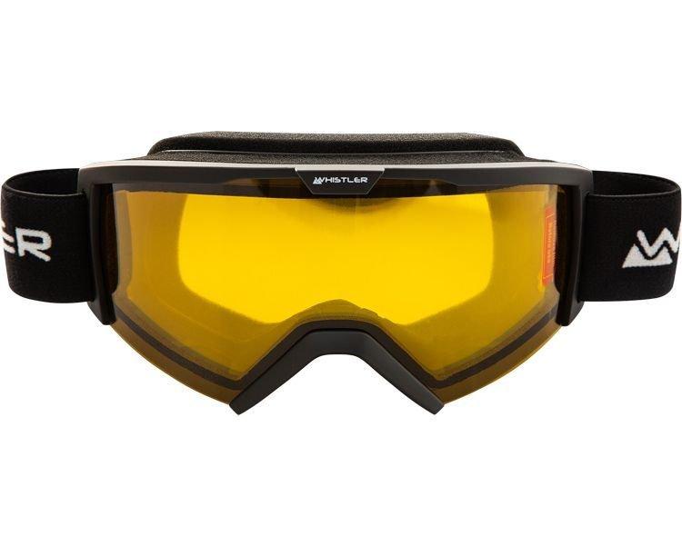 Whistler WS3000 Skibriller Unisex, sort thumbnail