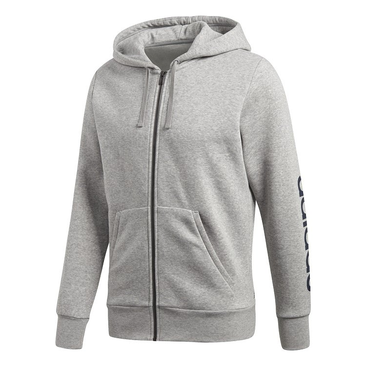 Adidas Essential Full Zip Sweatshirt Herre thumbnail