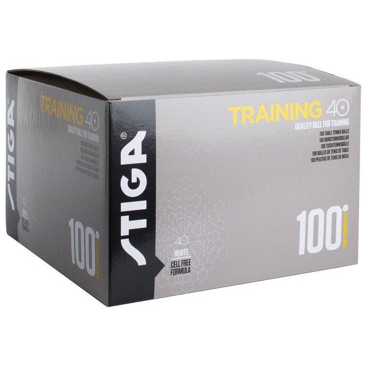 Stiga Training Bordtennisbolde 100 Stk.