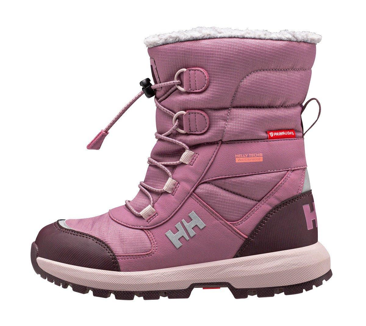 Helly Hansen Silverton Vinterstøvler Børn, pink