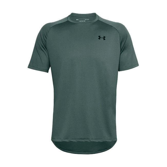Under Armour Tech 2.0 T-shirt Herre, oliven