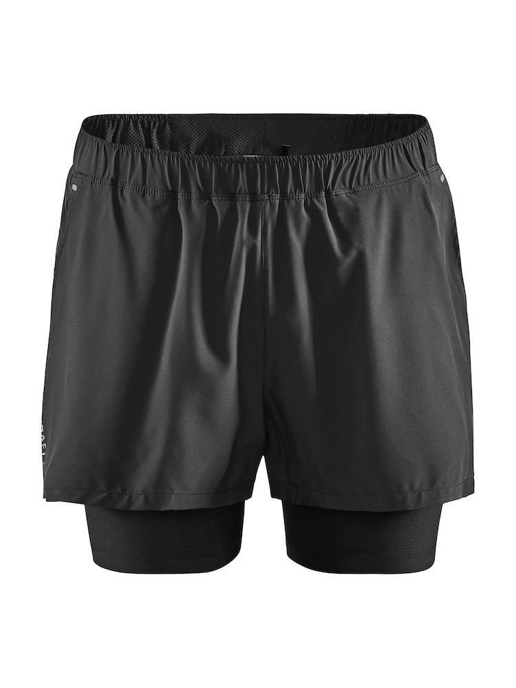 Craft Essence 2- i -1 Stretch Shorts Herre