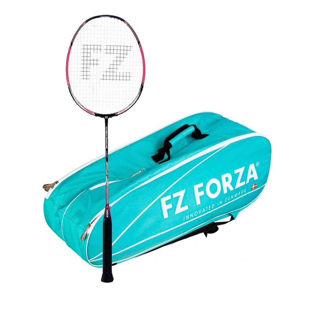 FZ FORZA Power 688 Light / Martak Badmintonpakke - turkis