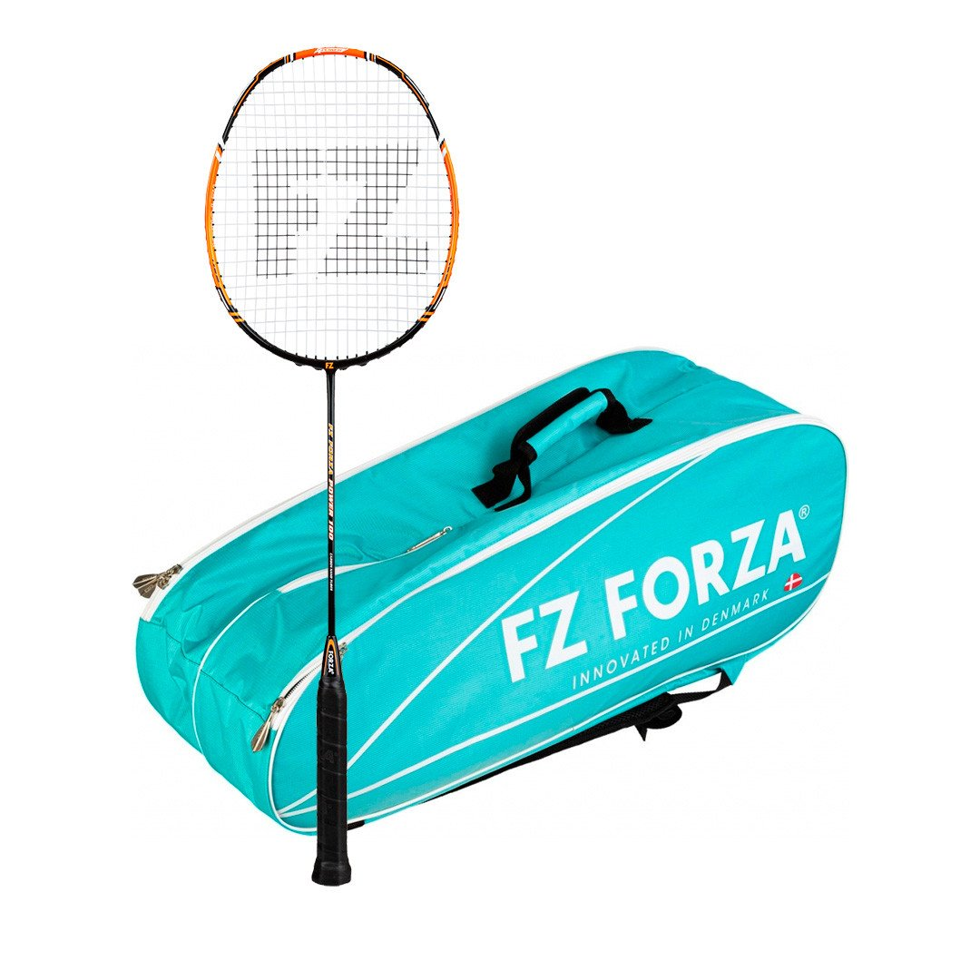 FZ FORZA Power 100 / Martak Badmintonpakke - turkis