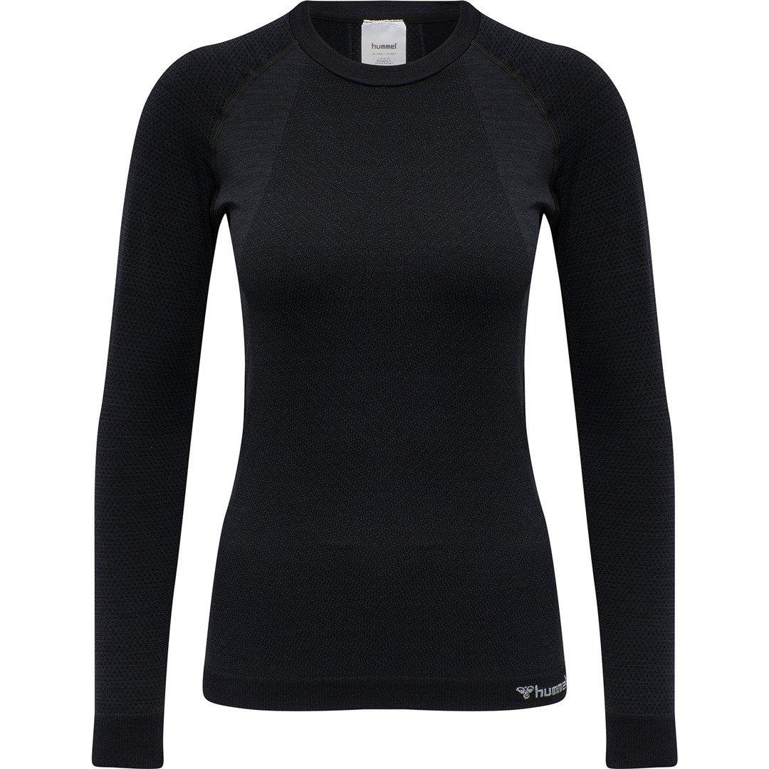 hummel Clea Seamless Langærmet T-Shirt Dame