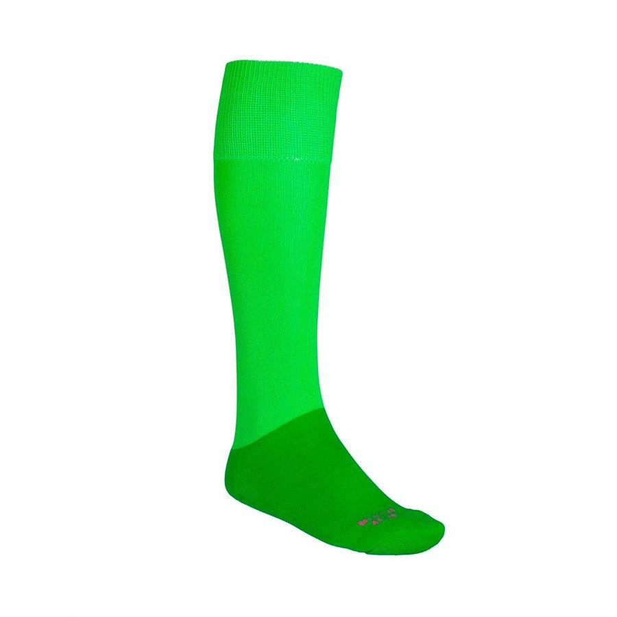 Select Club Fodboldstrømper, limegrøn