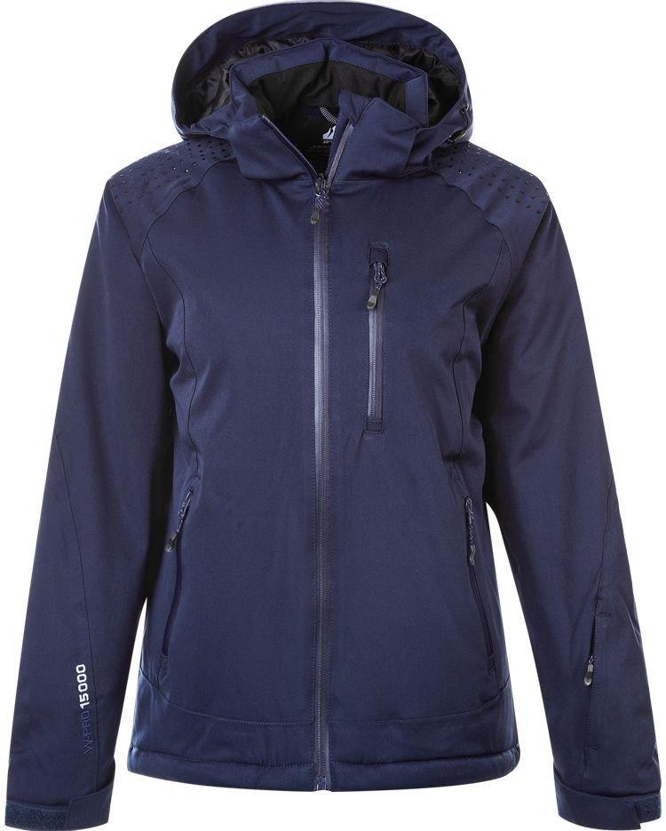 Whistler Frame Vinter- og Skijakke Dame, blå
