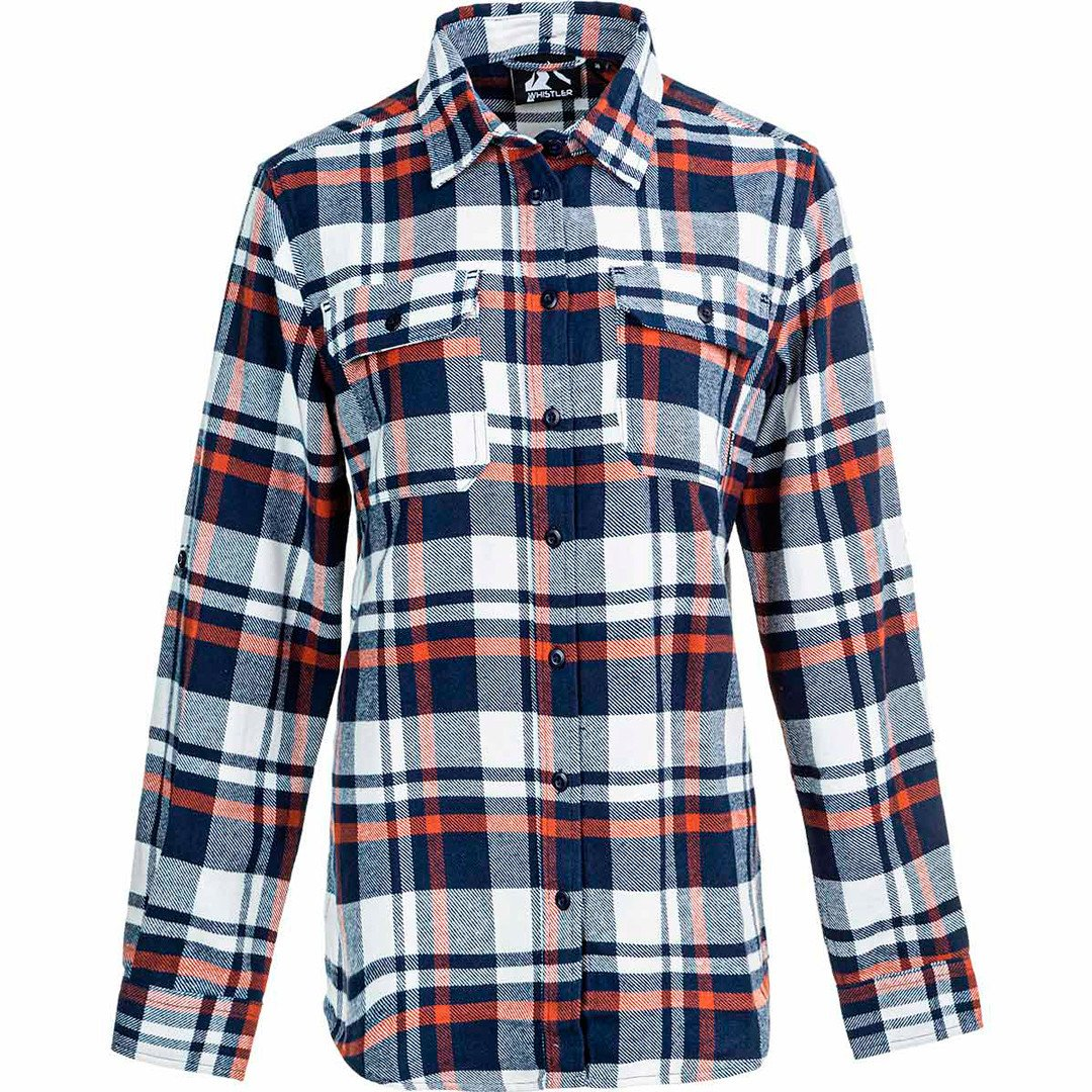 Whistler Outdoor skjorte Dodo Checked Shirt Dame