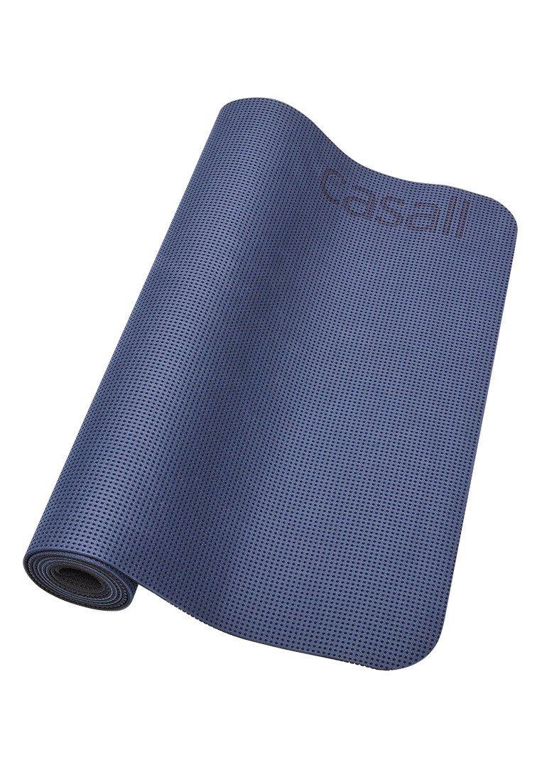 Casall Travel 4 mm Yogamåtte, blå