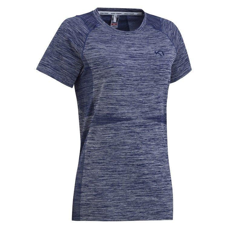 Kari Traa Marit T-shirt Dame, naval