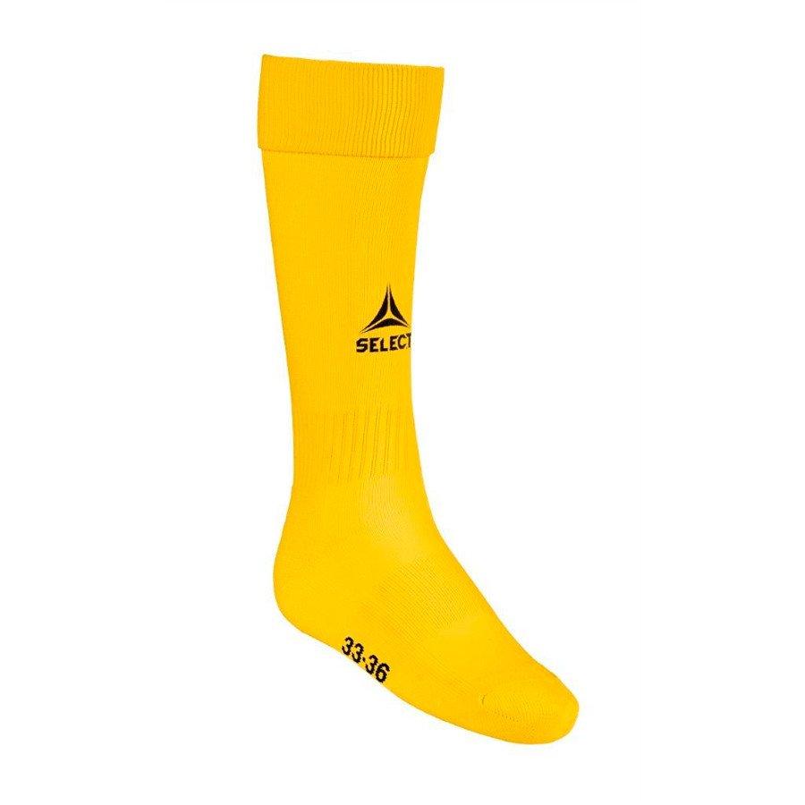Select Elite Fodboldstrømper, gul
