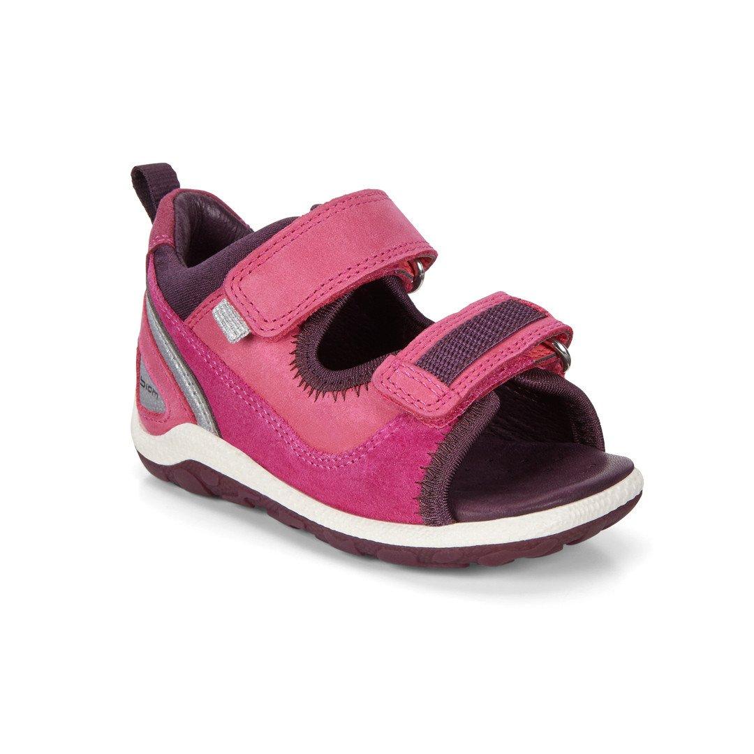 Ecco Mini Børnesandal, lyserød