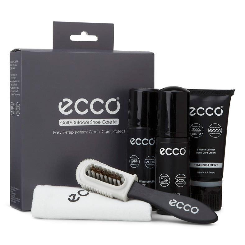 Ecco Golf / Outdoor Shoe Care Kit