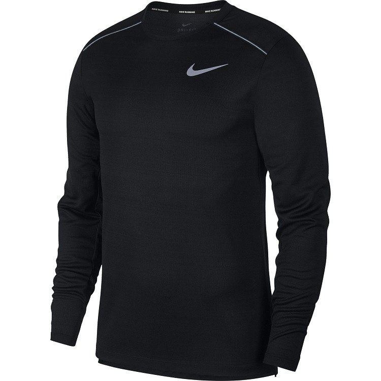Nike Miller LS Løbetrøje Herre