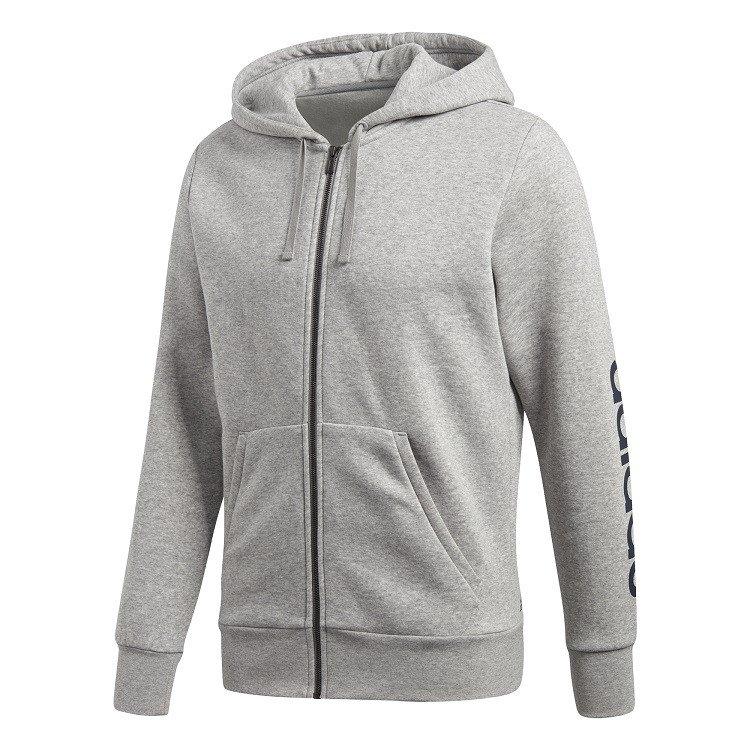 Adidas Essential Full Zip Sweatshirt Herre