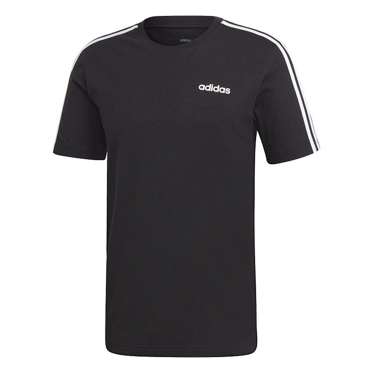 Adidas Essential 3 Stripes T-shirt Herre