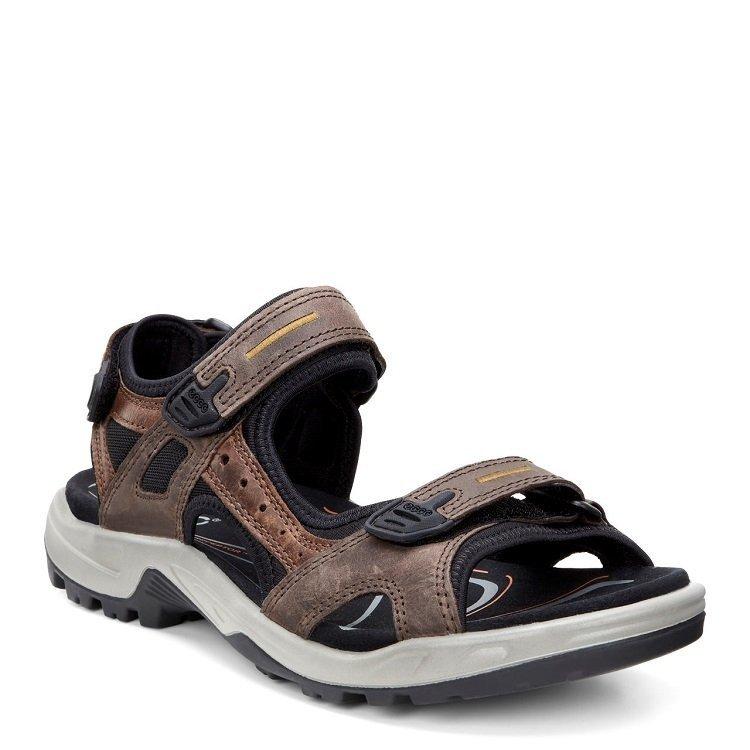 Ecco Offroad Yucatan Sandal Herre brun
