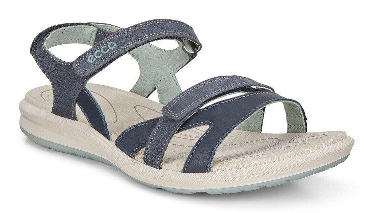 Ecco Cruise II Sandal Dame, marine