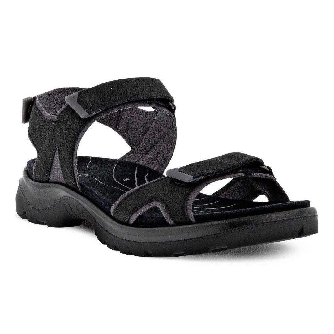 Ecco Yucatan 2.0 3S Sandal Dame, black