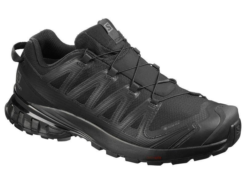 Salomon XA Pro 3D Version 8 Gore-Tex Herresko sort