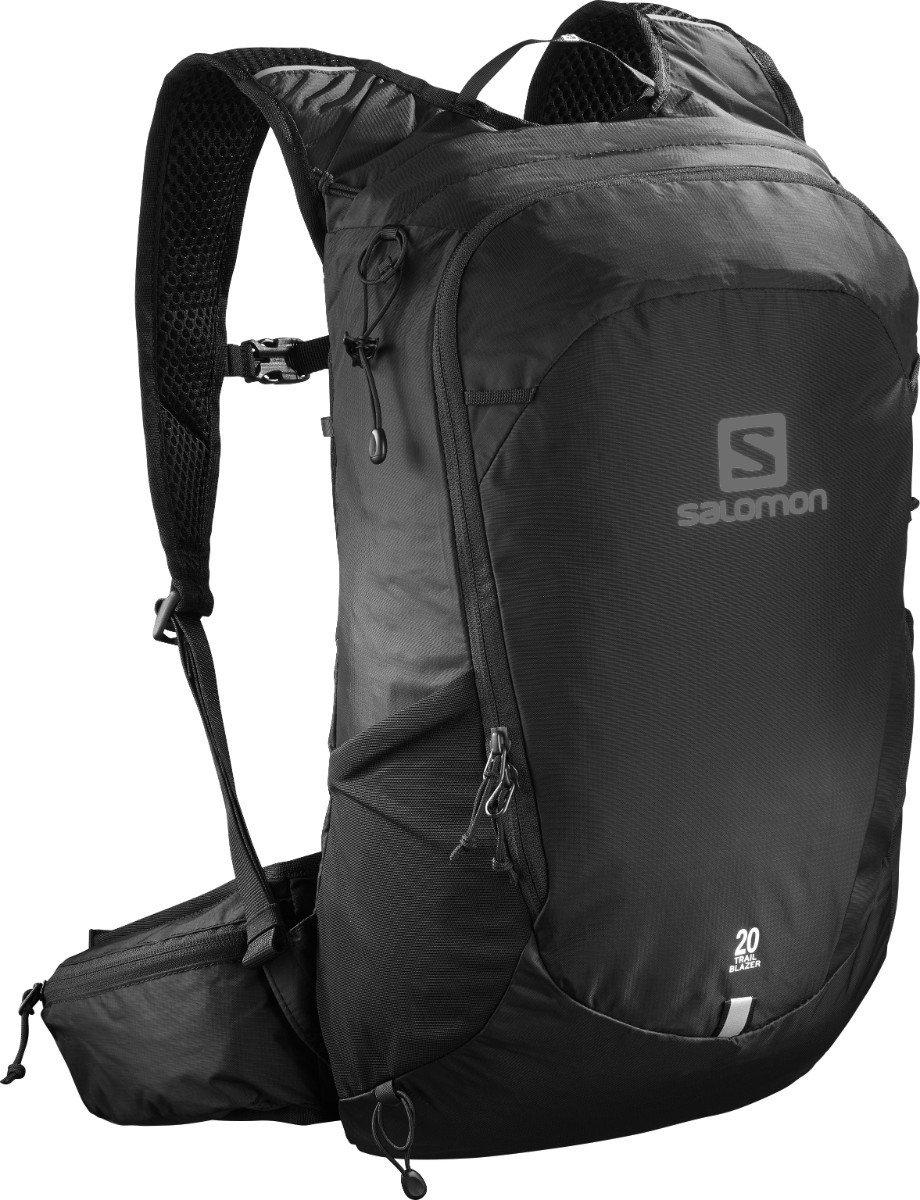 Salomon Trailblazer 20 Hiking Rygsæk, sort