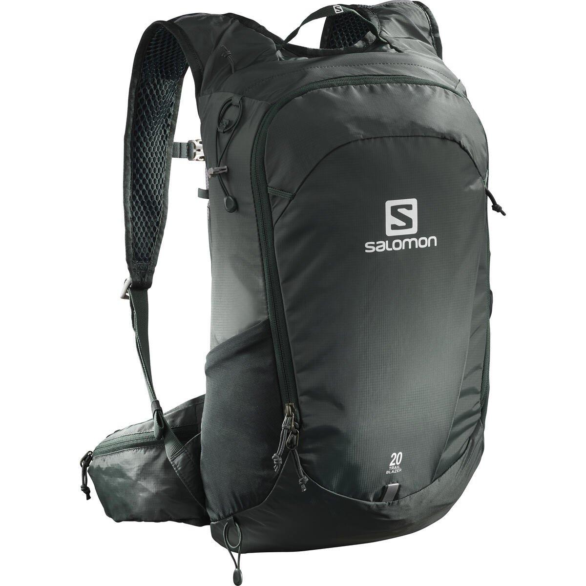 Salomon Trailblazer 20 Hiking Rygsæk, grøn