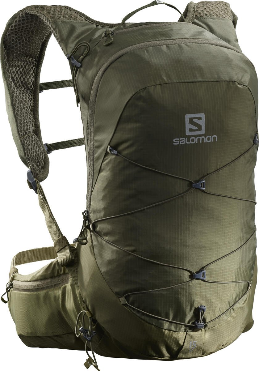 Salomon XT 15 Hiking Rygsæk, grøn