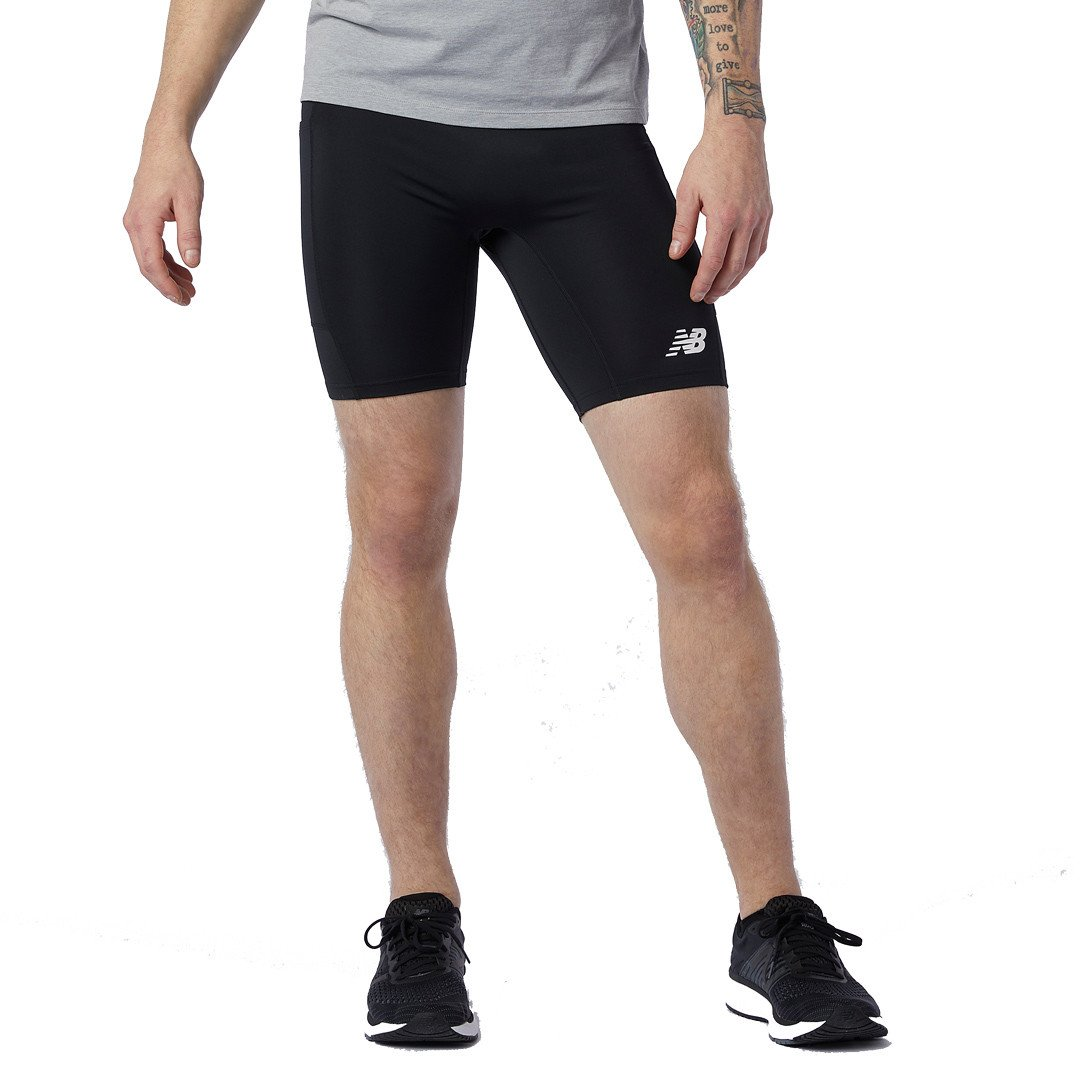 New Balance Fast Flight 8 inch Fitted Shorts Herre