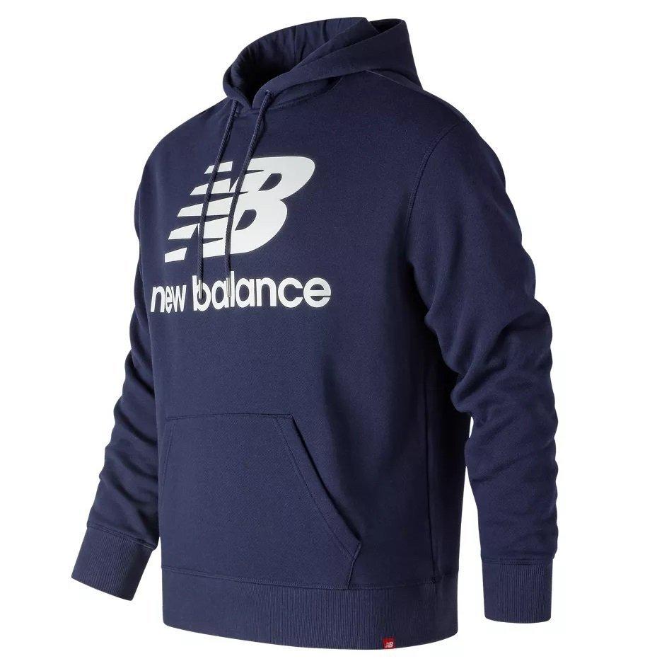 New Balance Essentials Pullover Hoodie Herre