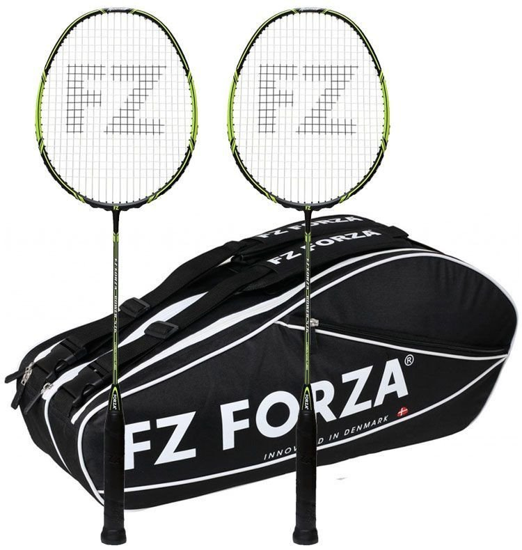 FZ FORZA Power 576 2 stk. / Star Badmintonpakke