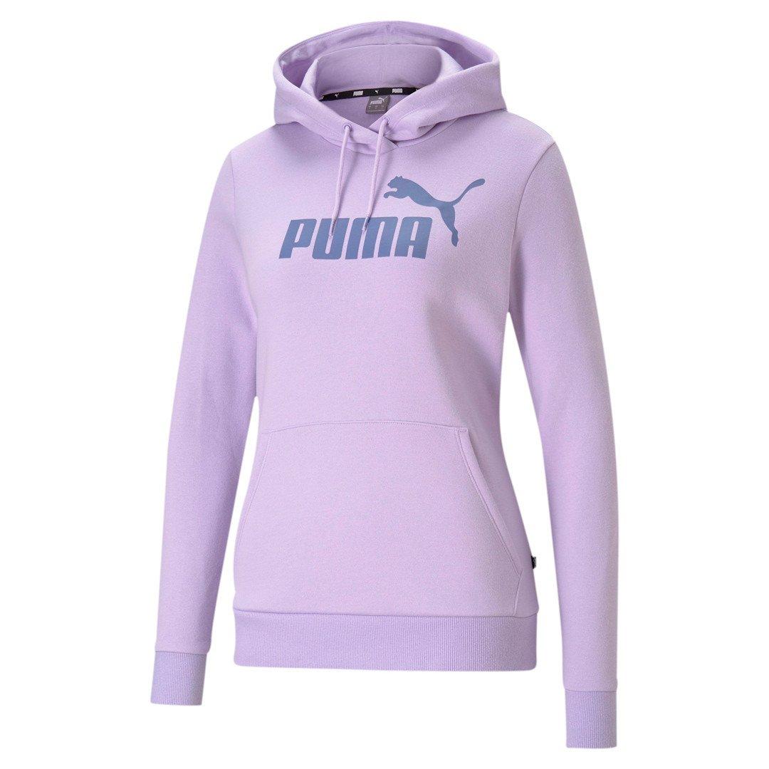 Puma ESS Logo Hoodie Dame