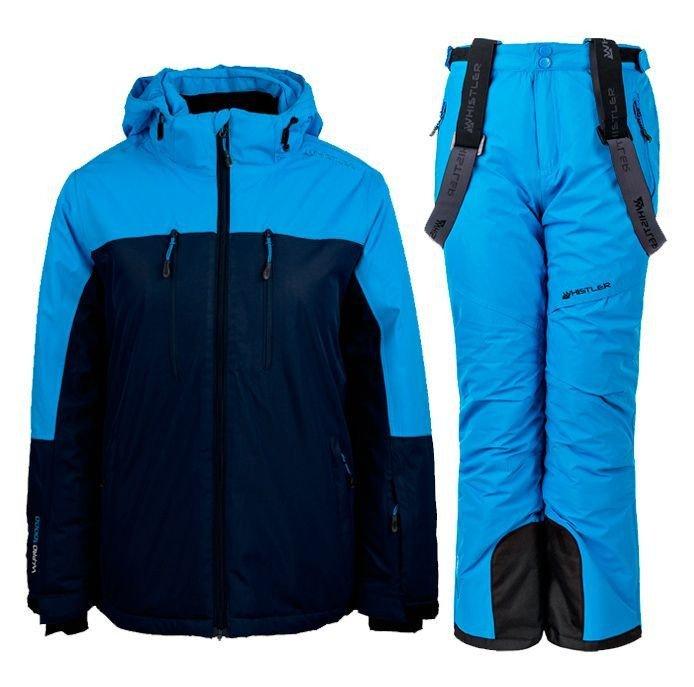 Whistler Jackburn Skisæt Børn