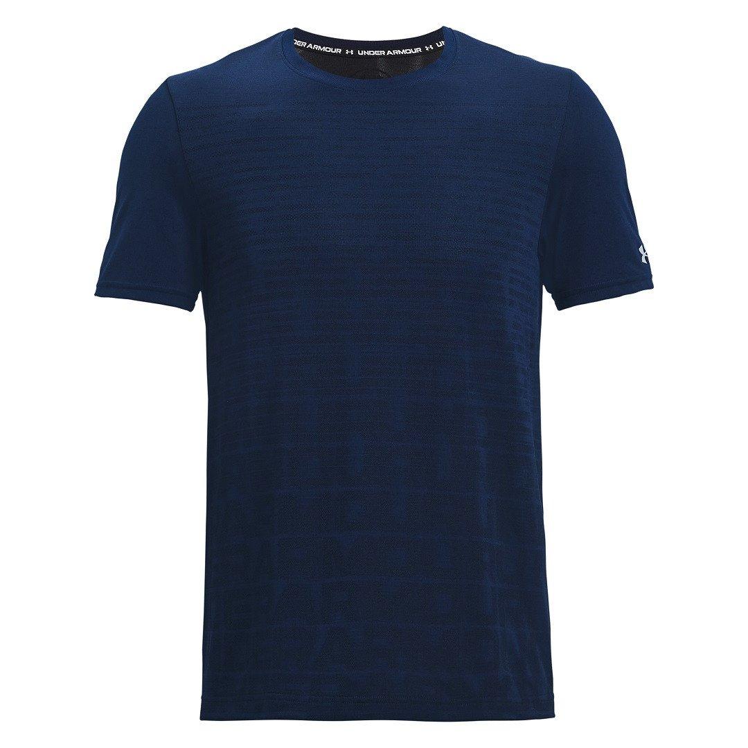 Under Armour Seamless Wordmark T-shirt Herre