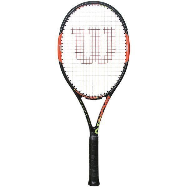 Wilson Burn 100 Team Tennisketcher
