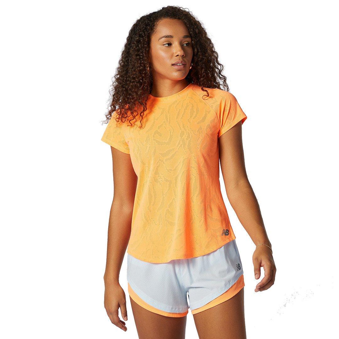 New Balance Q Speed Fuel T-shirt Dame