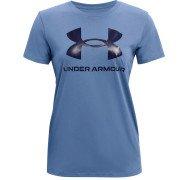 Under Armour Graphic T-shirt Dame, blå