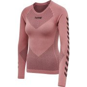 Hummel First Seamless Baselayer LS Dame