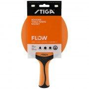 Stiga Flow Bordtennisbat, orange