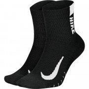 Nike Multiplier 2-Pak Ankelstrømper