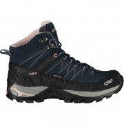 CMP Rigel Mid Trekking Damestøvler, mørkeblå
