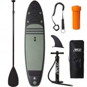 Cruz Oppustelig Stand Up Paddle board, Forest Night