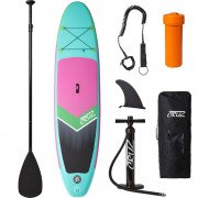 Cruz Oppustelig Stand Up Paddle board, Knockout Pink