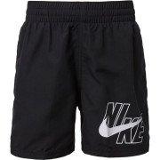 "Nike 4"" Volley Badeshorts Børn, black"