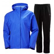 Helly Hansen Seven J Regnsæt Dame, royal blue
