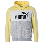 Puma Colorblock Hoodie Herre
