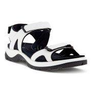 Ecco Yucatan 2.0 3S Sandal Dame, white